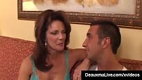 Deauxma anal bang