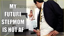 Father fucks bride before wedding porn