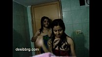 Girls hostel shower nude
