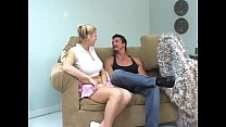 Eve Lawrence anal swallow